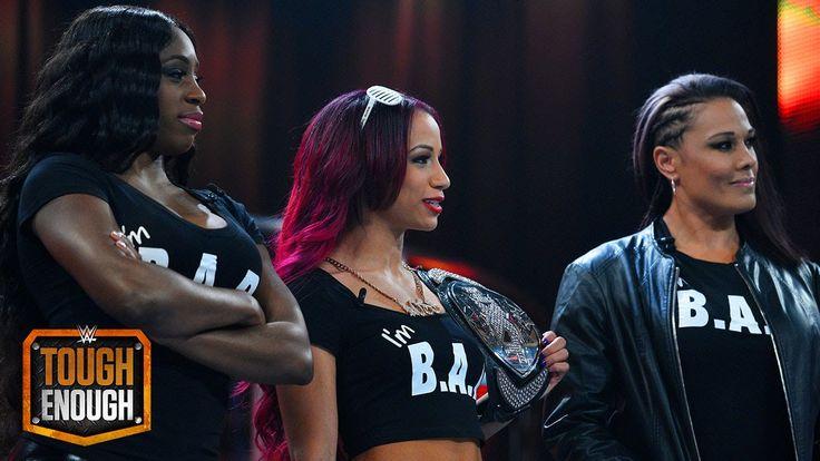 Tamina terrorizes the Tough Enough Divas: WWE Tough Enough, July 28, 2015