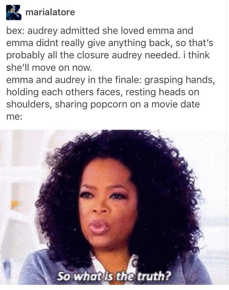 Audrey Jensen, Emma Duval, emrey, scream MTV Funny