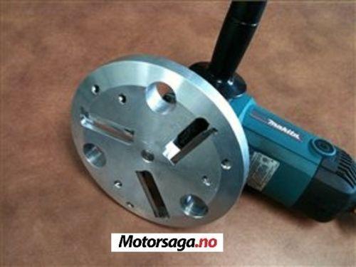 Log peeler disc for grinder planer mill more