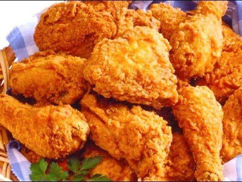 Rahasia Resep Ayam Kfc Mcdonald Youtube Resep Makanan Resep Ayam Makanan