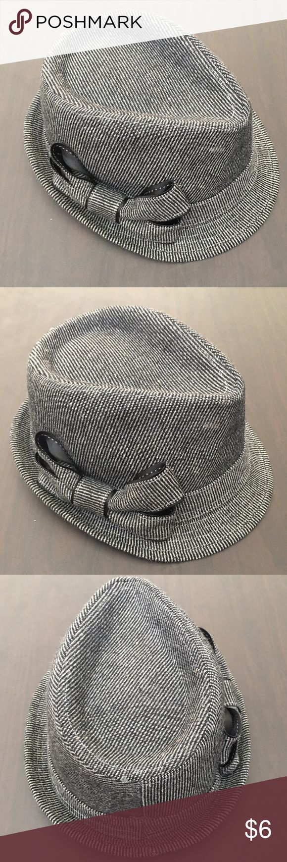 Target Fedora Hat Women's fedora hat. One size. Used once only. Comes from a pet and smoke free home Accessories Hats