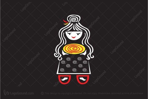 Logo for sale: Asian Restaurant Logo