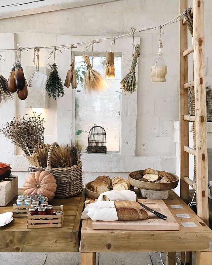 44 Rustic Kitchen Farmhouse Style Ideas