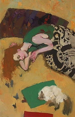 Milt Kobayashi, Cats Dream of Butterflies Too