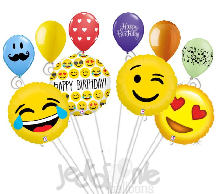 emoji happy birthday - photo #25