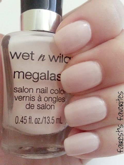 Wet n Wild's Sugar Coat is a dupe for OPI's Bubble Bath, right down to the formula.