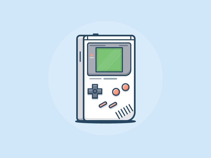 Gameboy! by Scott Tusk