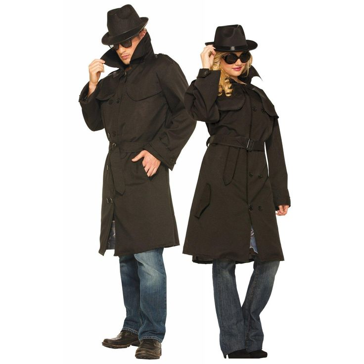Adult Flasher Couples Costume