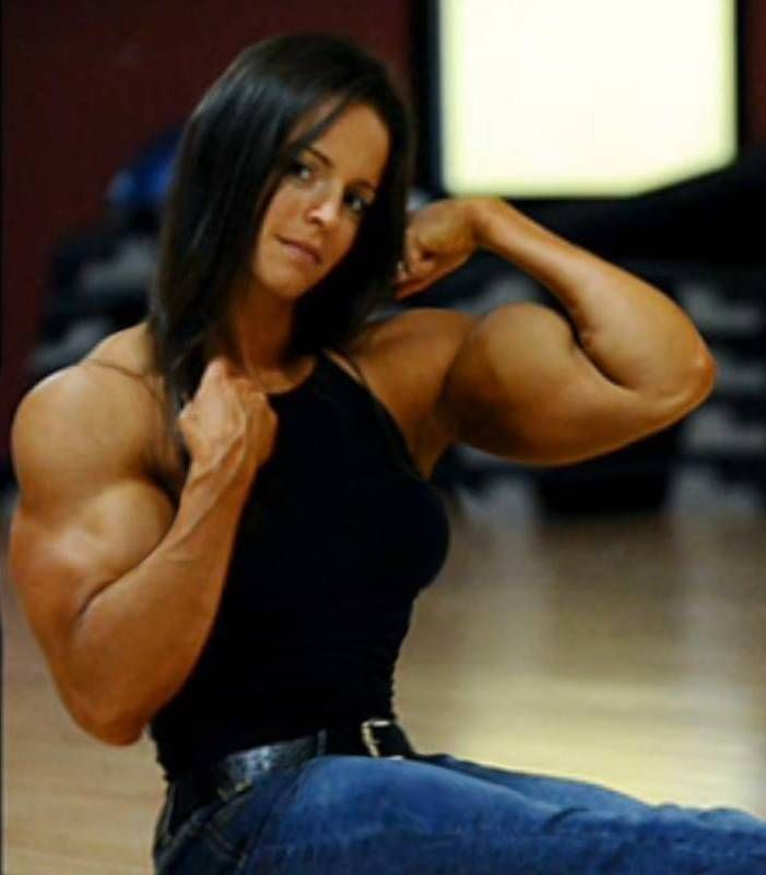 female celebrity muscle morphs - free downloads