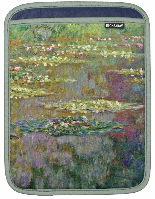 Hot Watter Lilies Ipad Sleeve design be ready purchased or customized. by @CutephoneCases http://www.zazzle.com/cuteiphone6cases* See more #floral Water Lilies designs http://www.zazzle.com/gifts?gp=179976514626693032&rf=238478323816001889