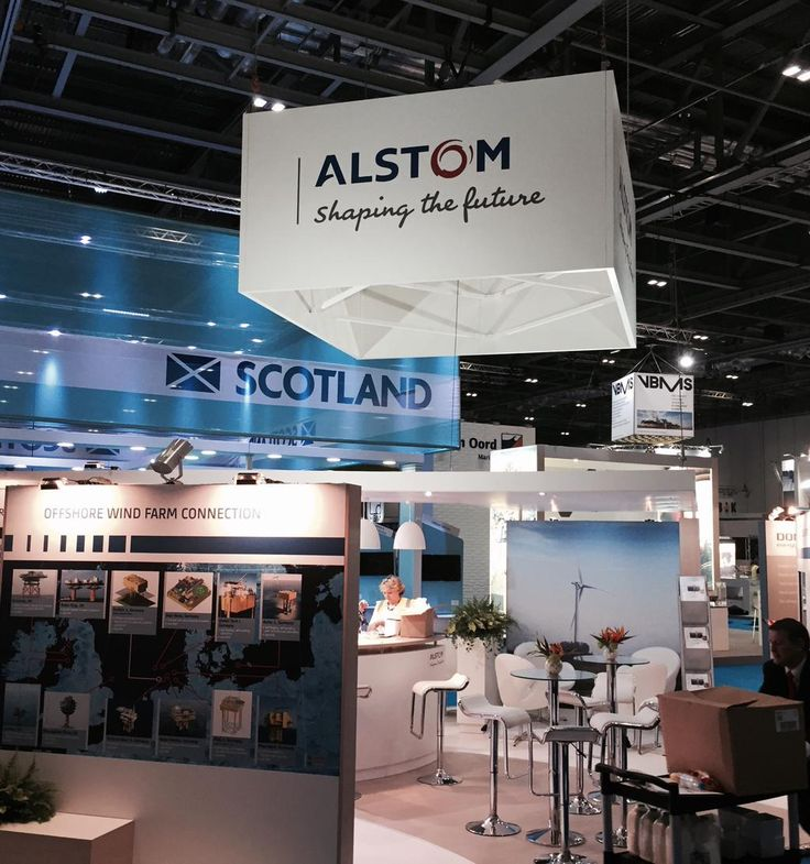 Proud to support @alstompower @Renewableuk @RUKevents Global wind - cupcakes and all