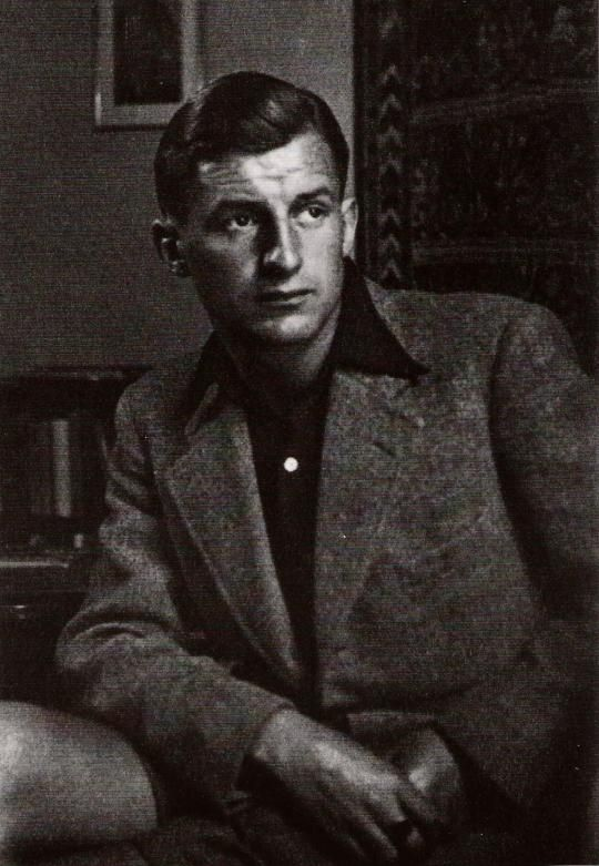 Albrecht Becker was an actor and production designer, who lived with his partner in Würzburg, Bavaria. He was arrested, put on trial and imprisoned for being gay. He survived the war and died in 2002. Double click to read more about Allbrecht.