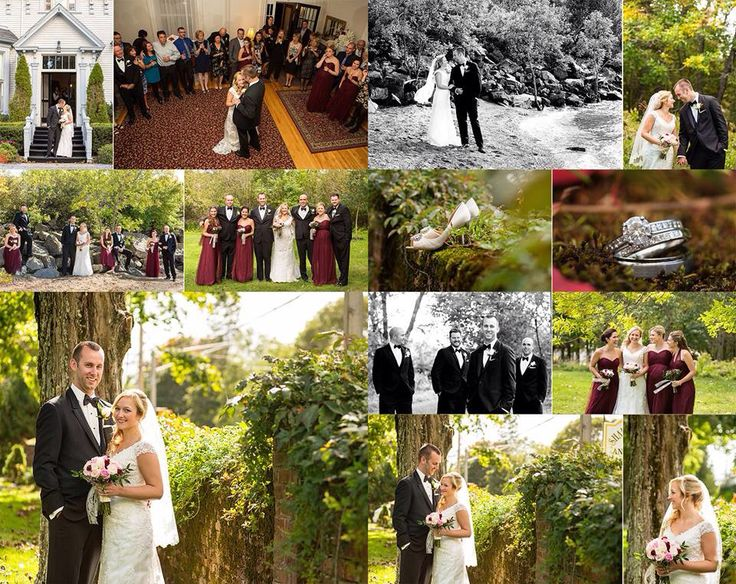 Nicole and Graeme, elegant formal wedding by Genevieve Flynn Photography // Rothesay, New Brunswick Canada // www.genevieveflynnphotography.com