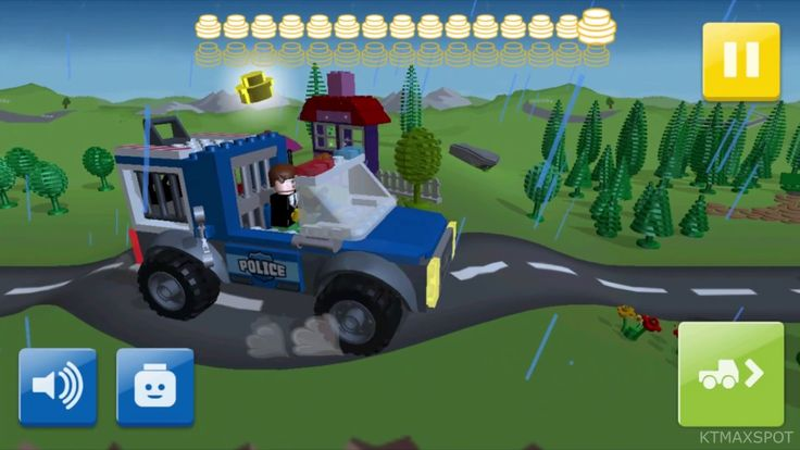 LEGO Juniors Create & Cruise 2 - Walkthrough Part 3 | Lego Juniors Game | Games For Children To Play