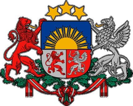 Latvia - Coat Of Arms