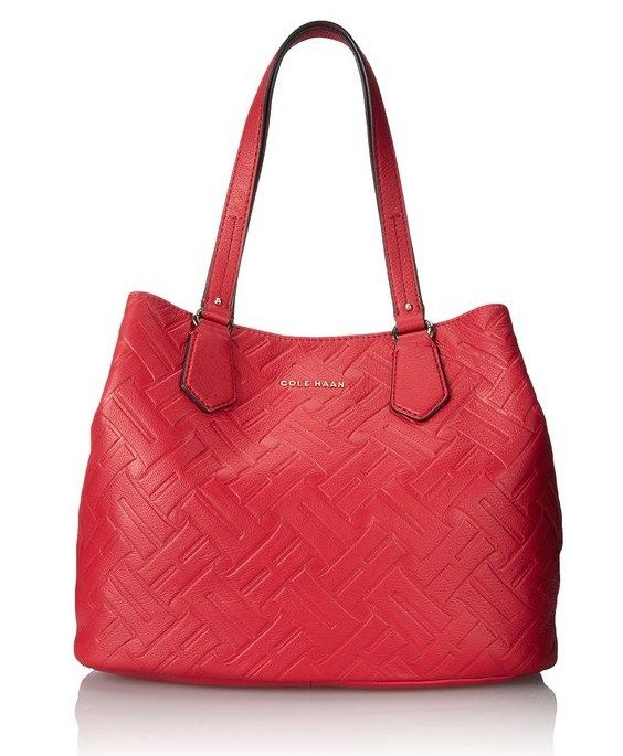 Cole Haan Hollis Large Convertible Tote Shoulder Bag