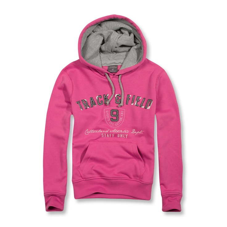TRACK Sweat Shirt PEMBE