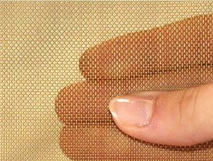 Materials + Textures_brass mesh