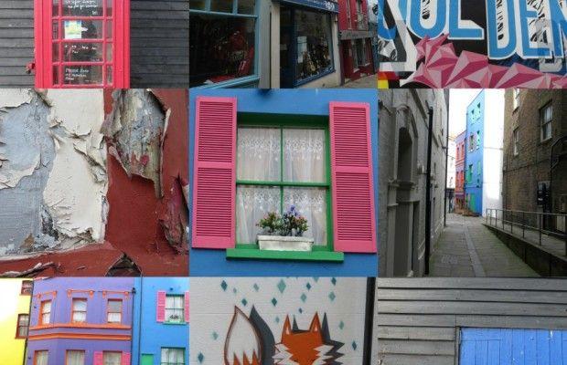 Colourful Folkestone | RachelBirchley.com