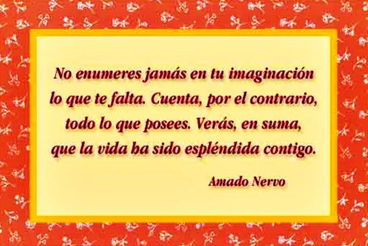 amado nervo Amado nervo, seud nimo de juan cris stomo ruiz de nervo y ordaz (tepic, en ese entonces en jalisco, hoy en nayarit 27 de agosto de 1870-montevideo, uruguay 24 de mayo de 1919), fue un poeta y prosista mexicano, perteneciente al movimiento modernista.