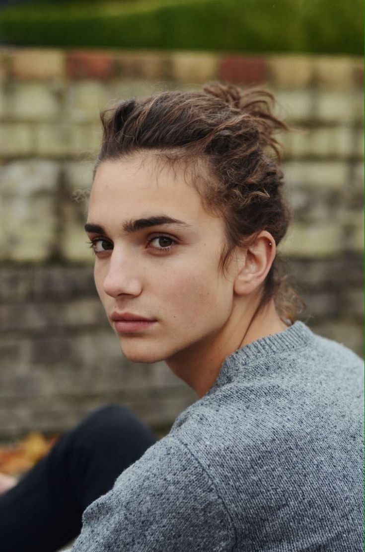 best androgyny images on pinterest
