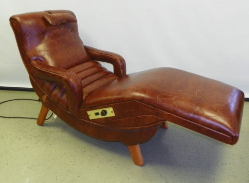 Details About Mid Century Modern Lounge Chair Ottoman