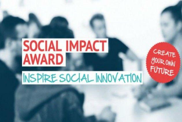 YOUTH ENTREPRENEURSHIP, SOCIAL IMPACT AWARD Διαγωνισμός νεανικής επιχειρηματικότητας Social Impact Award που επιδιώκει να προσφέρει την ευκαιρία σε ομάδες νέων να αναπτύξουν τις δικές τους καινοτόμες επιχειρηματικές ιδέες με κοινωνικό αντίκτυπο
