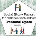 This is a collection of 3 social stories about common behavior problems. The stories included are:- Hands to Yourself- Personal Space - When You...