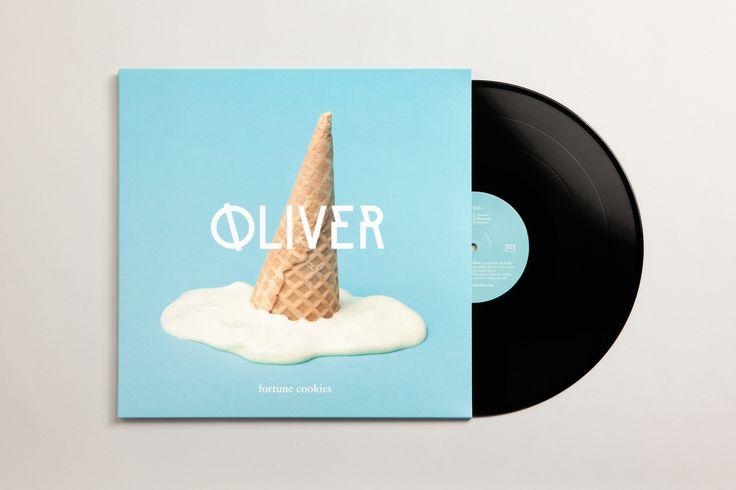 Fortune cookies Design et typographie Cover Pochette Vinyle Mars 2014 Disponible sur ce lien