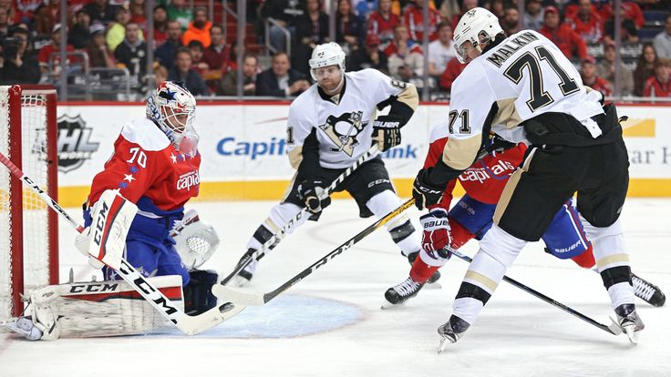 The schedule is finally out for the Pittsburgh Penguins' second-round playoff series with the Washington Capitals.