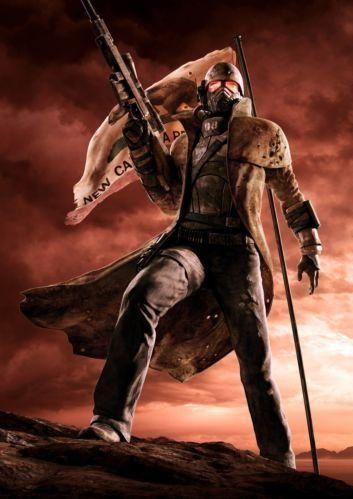 Fallout 3 New Vegas Poster