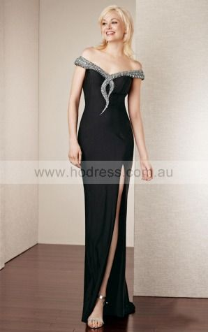 Zipper Floor-length Natural Sheath Chiffon Formal Dresses aiga307030