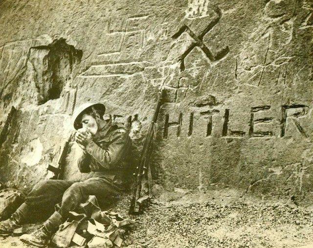 56 Haunting Photos Of World War Ii Taken By James Allison