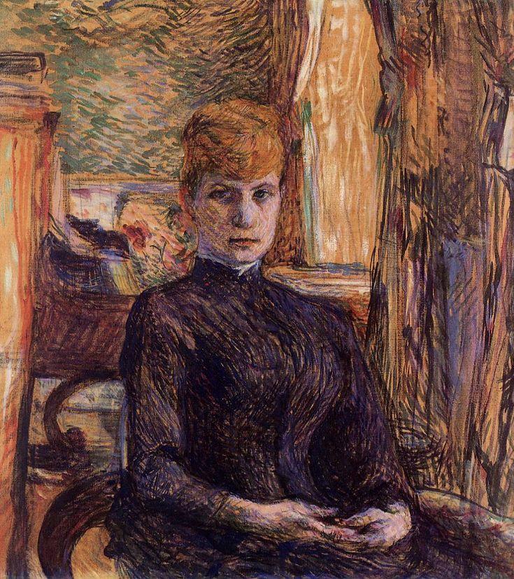 Madame Juliette Pascal - Henri de Toulouse-Lautrec