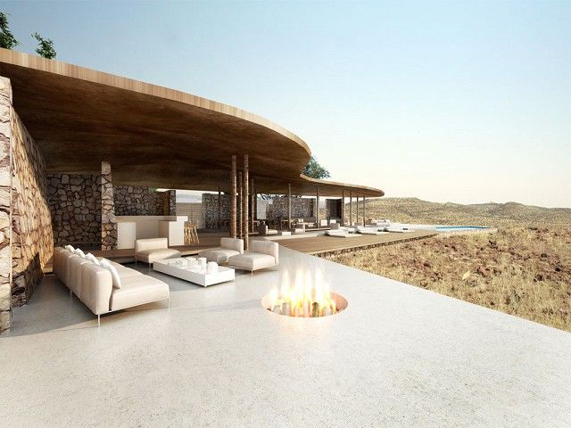 NAMIBIA LODGES : PORTFOLIO : Greg Wright Architects - Architectural Firm in Cape Town, South Africa