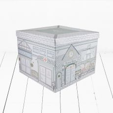 Super talented Amanda Bradley has designed our new gift boxes. All inspired by our local town, Chipping Sodbury.