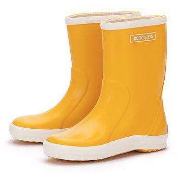 Bergstein Gumboots - Yellow - COMING SOON TO CHARLIE'S BUCKET