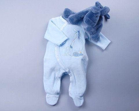 Blue Cocon Pyjama