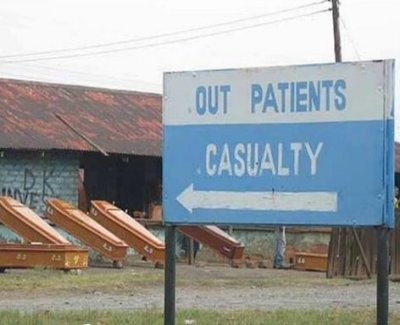 Out patients casulty