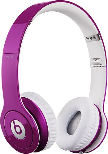 Beats Solo High-Definition On-Ear Headphones-I own these! They are the best headphones I have ever had.