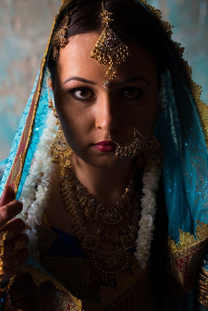 Индийская Невеста | Indian Bride | 18 фотографий