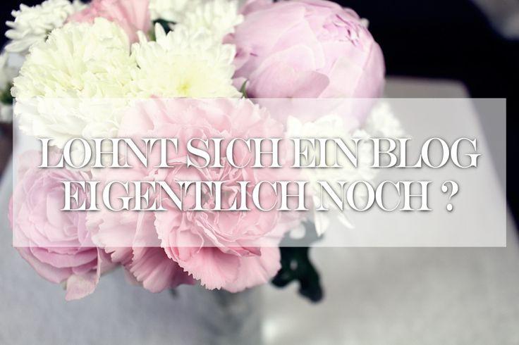 Lohnt sich ein Blog überhaupt noch? - hydrogenperoxid.net