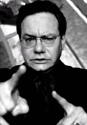 Lewis Black is how I run my classroom. My students don't get it but I think its funny!
