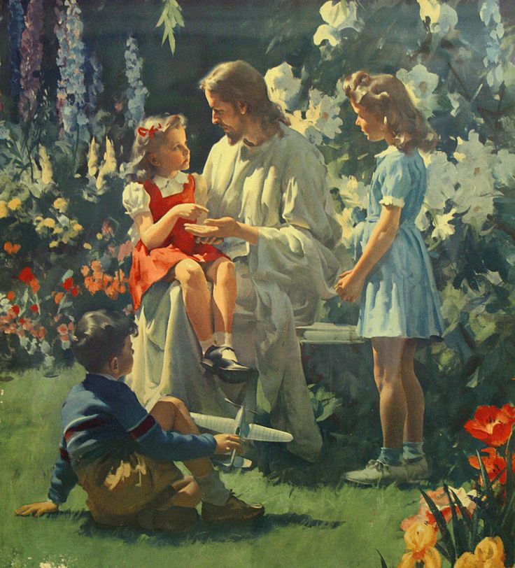 51 best Jesus with Children pictures images on Pinterest  Jesus