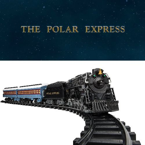 Lionel Polar Express Train Set : $59.97 + Free S/H (reg. $99.95)  http://www.mybargainbuddy.com/lionel-polar-express-train-set-59-97-free-sh