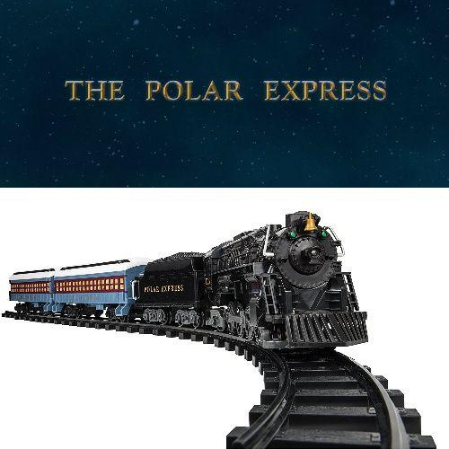 Lionel Polar Express Train Set : $59.97 + Free S/H (reg. $99.95)  http://www.mybargainbuddy.com/lionel-polar-express-train-set-59-97-free-sh