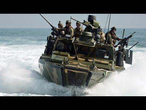 アメリカ海軍・河川戦闘艇(CB90型高速襲撃艇) - US Navy Riverine Command Boat (CB90-class Fast Assault Craft) - YouTube