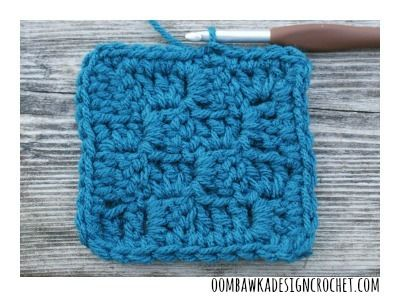 Corner to Corner Shell Stitch - This photo tutorial and each of the directions will easily allow you to work up this shell stitch.