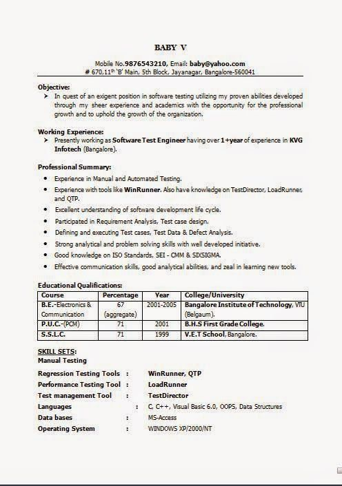 free biodata format Excellent CV   Resume   Curriculum Vitae with - requirement analysis