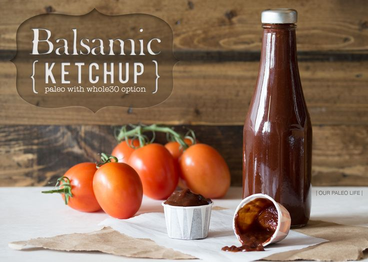 Finding Whole30-compliant condiments can be hard, so make your own. This ketchup is bursting with flavor and is so easy to make.